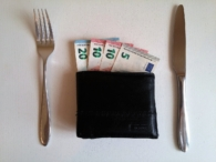 Geld euro besparen