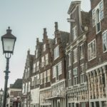 Nederland Hoorn straat