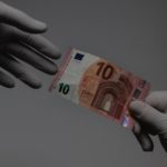 Handschoenen geld covid19