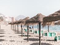Strand zomer 2020