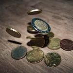 Geld euro munten