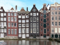 Amsterdam grachtenpand