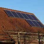 Huis zonnepanelen